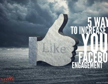 5 ways to increase Facebook engagement