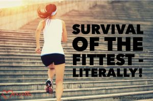 Survival of the Fittest - Literally