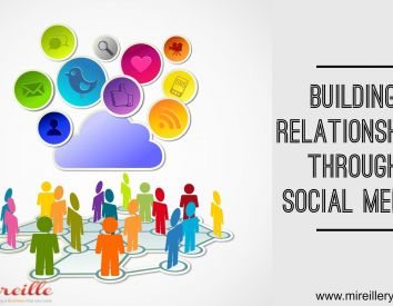 Building Relationships Through Social Media