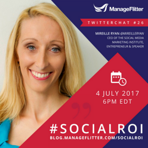Twitter Chat with ManageFlitter